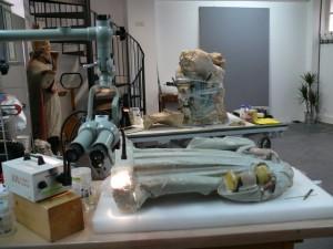 atelier restauration conservation