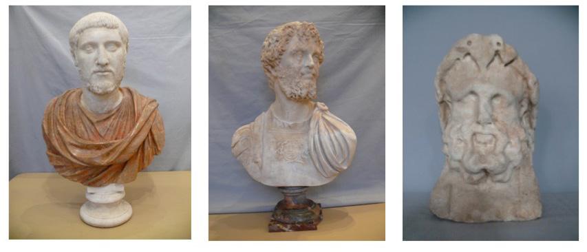 Restauration Marbres antiques