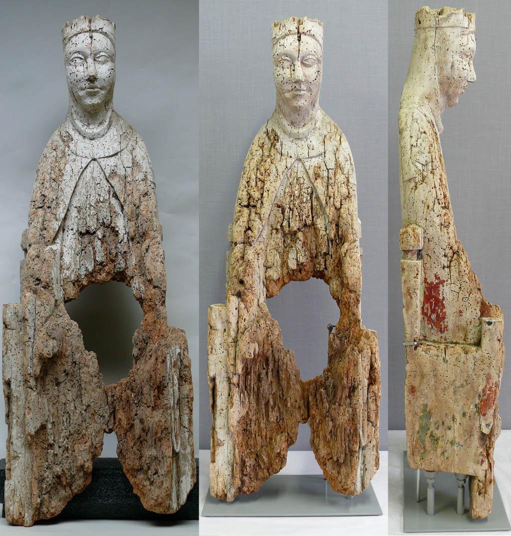 Vierge de Senonnes